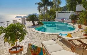 Villa Eloi, Taormina
