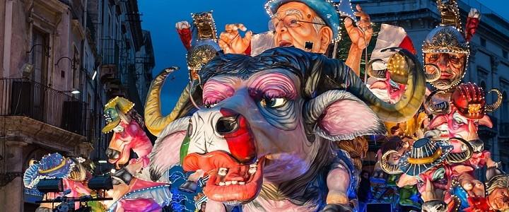 Sicilian-carnival