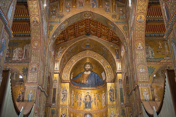 the Cathedral at Monreale
