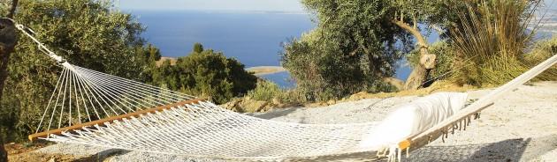 Stunning views from Casetta Gibbia in Tindari, Sicily