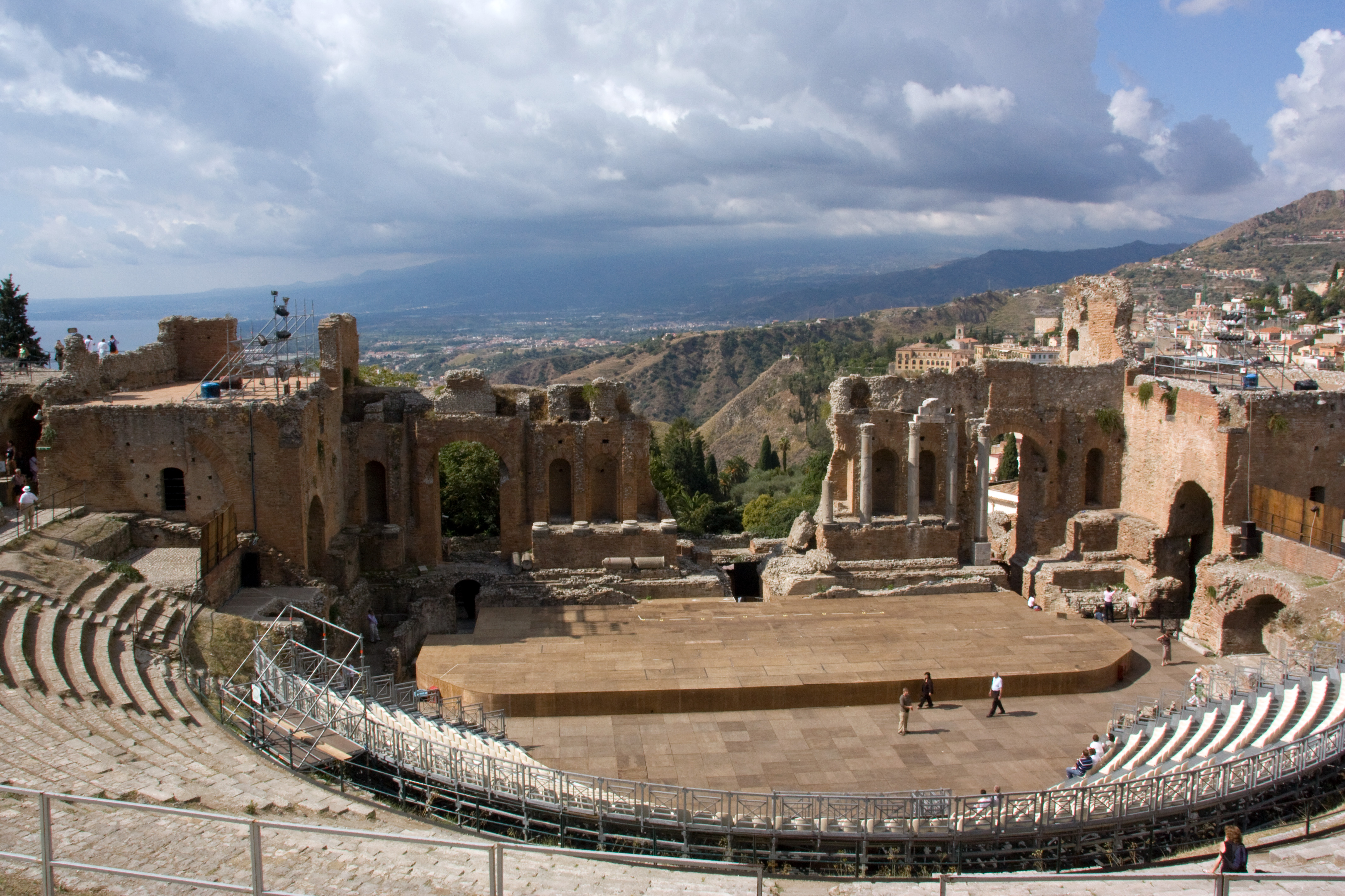 Top 6 Tourist Attractions In Taormina