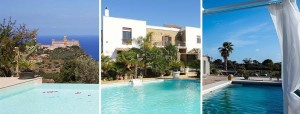 New sicily villas with pools for 2015