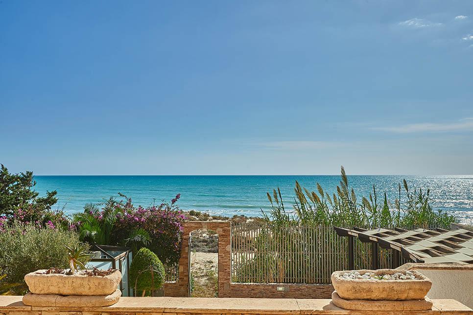Villa Silva, Southern Sicily