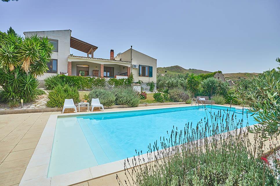 Casa di Menta, Western Sicily