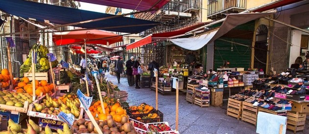 October and November Holidays in Sicily often mean food tasting