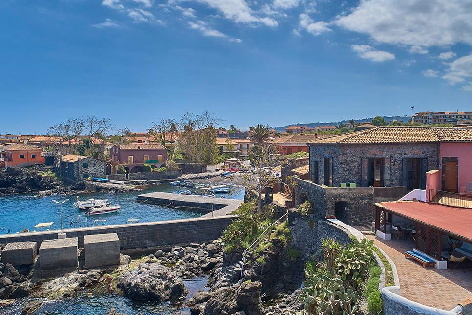 Terrazza sul Marea, Pozzillo - Sicily