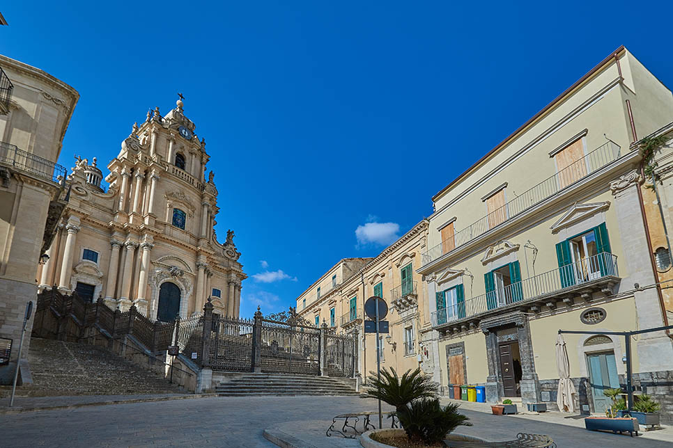 Piazza Duomo 36 in Ragusa Ibla