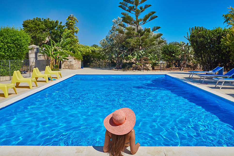 Book a villa in sicily with pool for June and save.