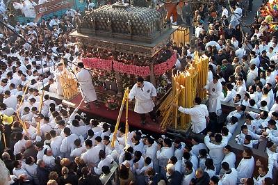 Festa di Sant'Agata, Catania