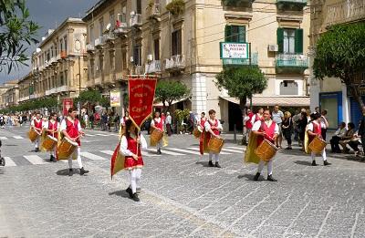 Festa di Santa Lucia delle Quaglie, Siracusa
