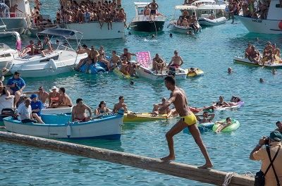 Festival of San Salvatore, Cefalù