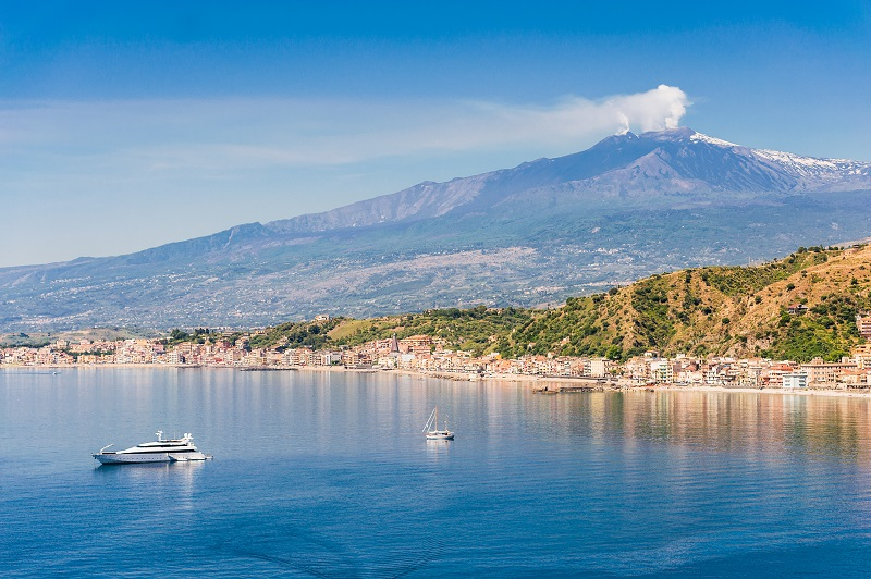 Mount Etna: another marvellous place to see in Sicily