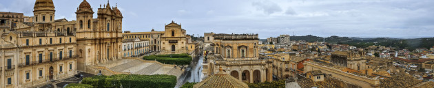 Noto Sicily Guide Tourist Old Town Duomo