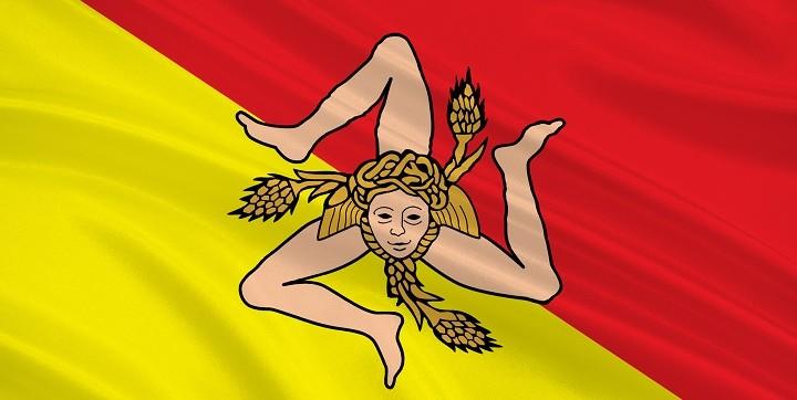SICILIAN-FLAG