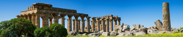 Sicily Temples and Ruins