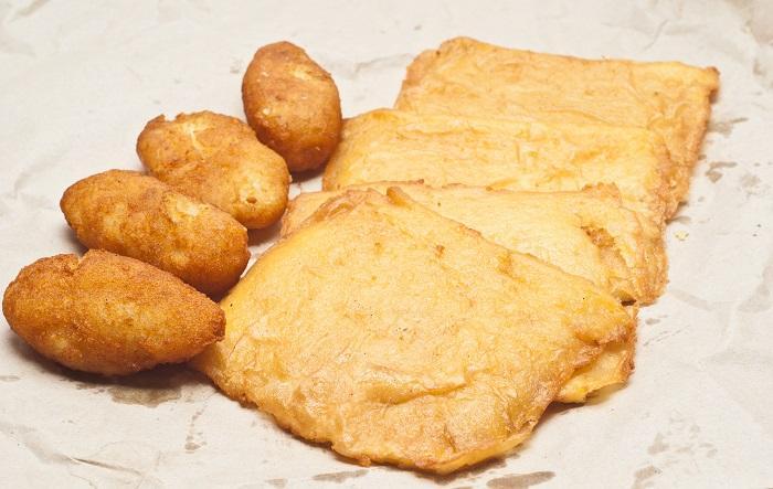 Street food, Panelle e Crocchè