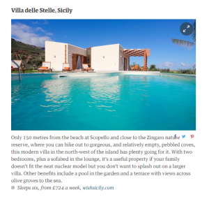 THEGUARDIAN-40 best holiday villas and apartments in Europe-7-MARCH 2015