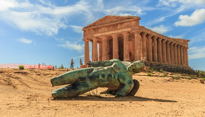 The Valley of the Temples - Agrigento