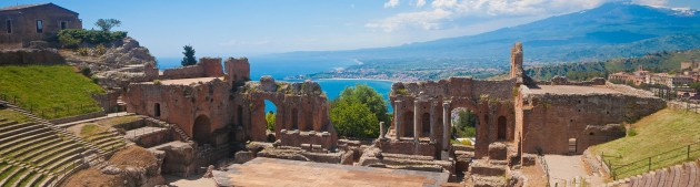 ancient sites in Sicily