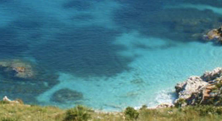 One of the best beaches for a holiday in Sicily