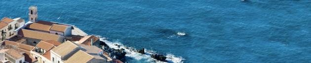 Cefalu overlook - Sicily