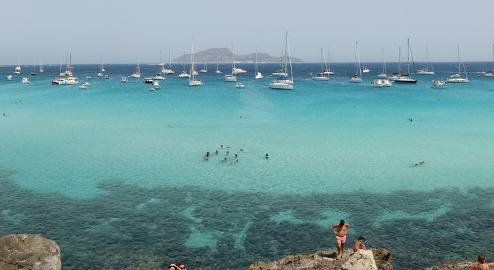 Egadi Islands - Favignana landscape