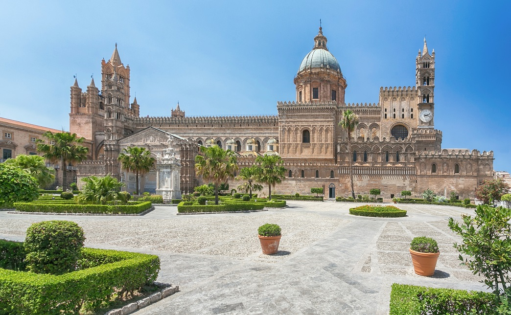 Palermo. the Norman Cathedral
