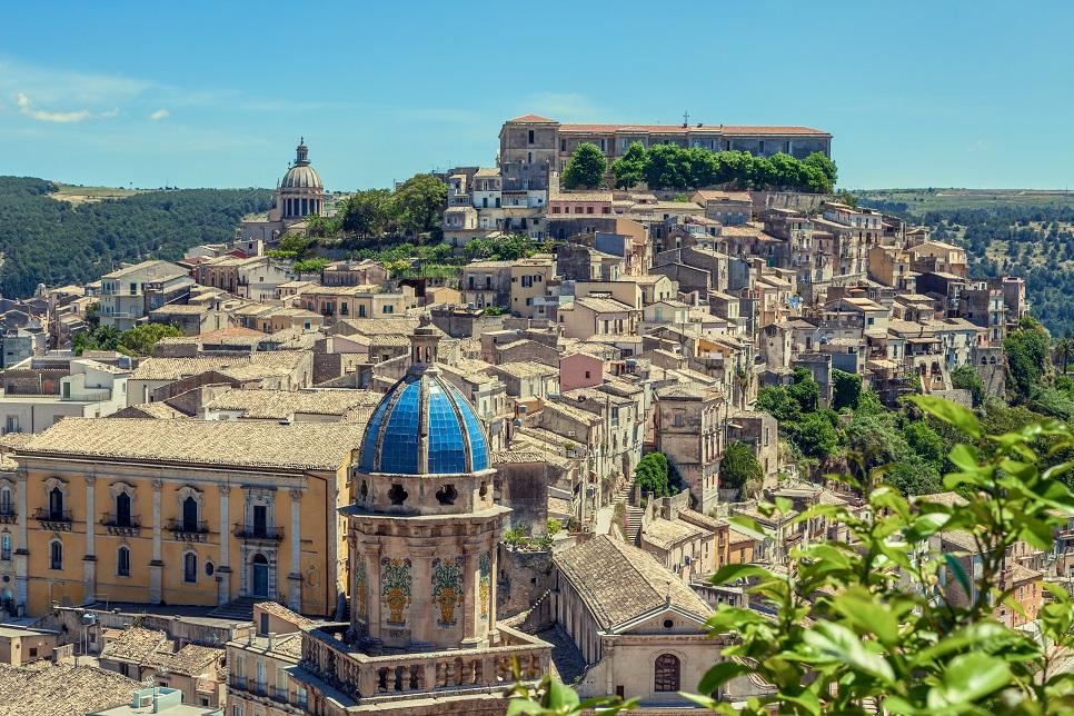 Ragusa Ibla, southeast of Sicily