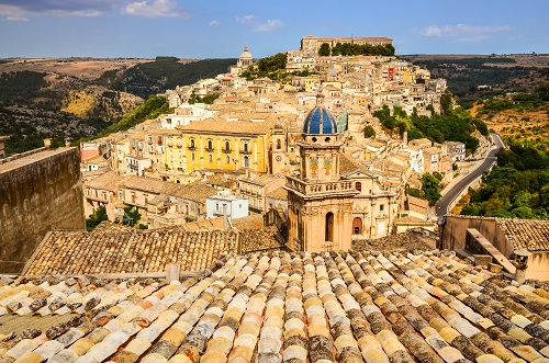Ragusa: a magical place in Sicily