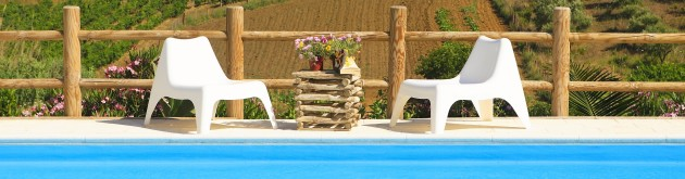 Honeymoon villas in Sicily