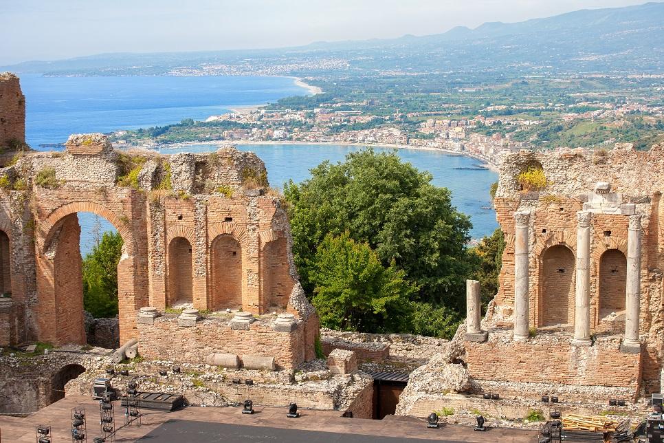 Taormina amphitheatre