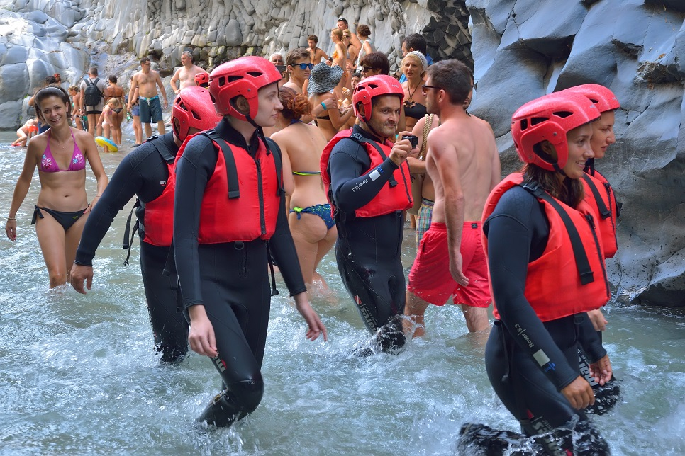 Alcantara River Tour