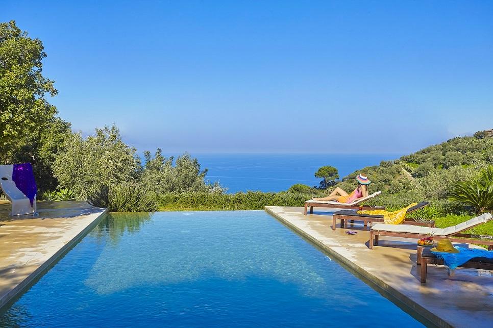 Villa Arte Mare Blue