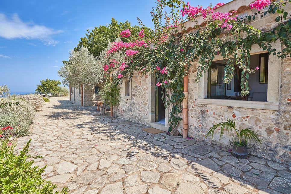 Casetta Mola, northern Sicily