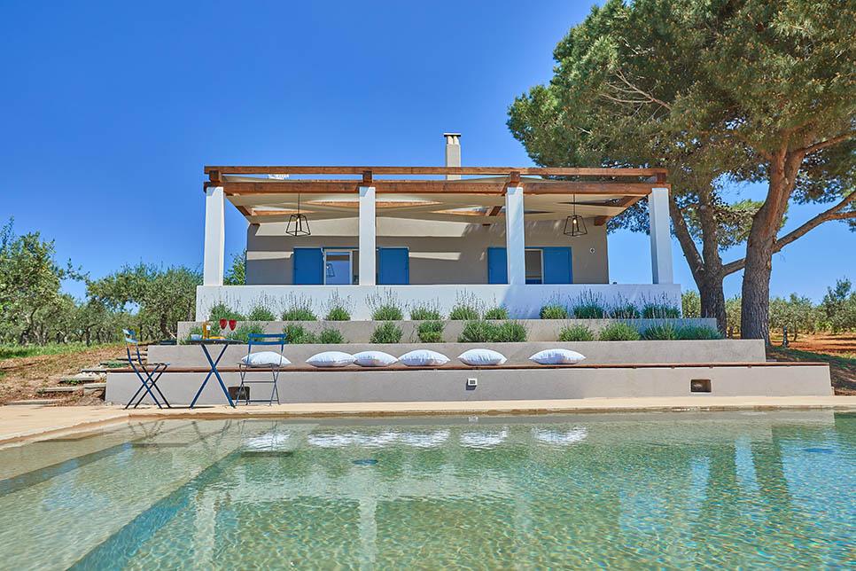 Casa Maoma in Menfi, Sicily