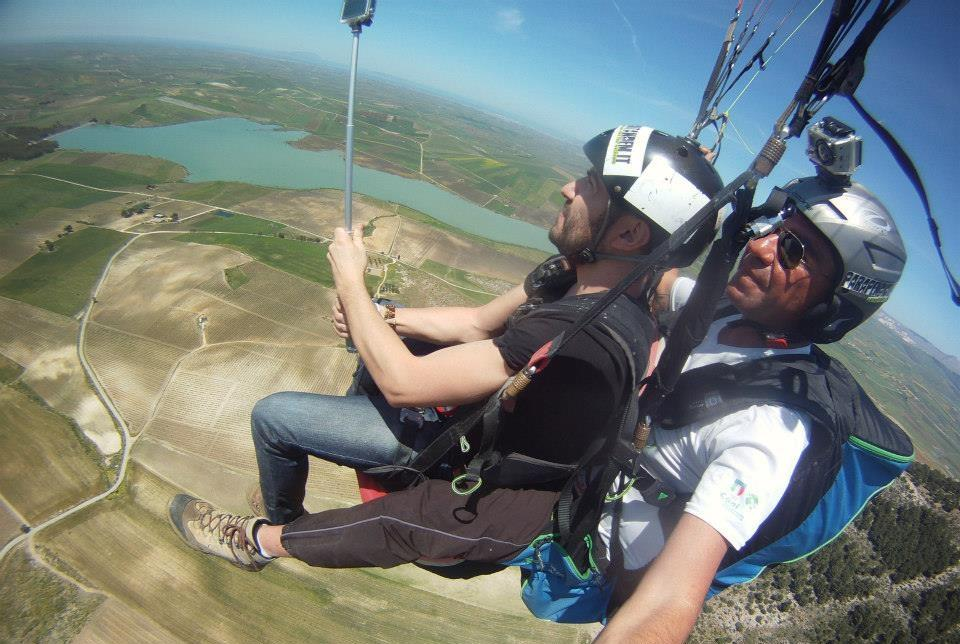 Air-based adventures in Sicily
