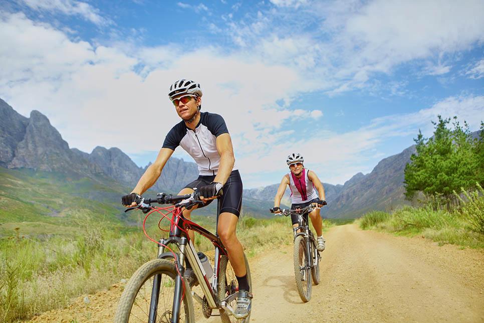 Attivita e vacanze sportive su terra