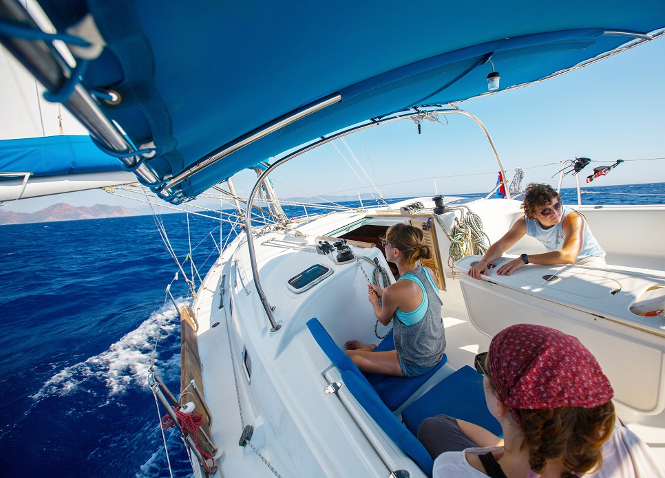 Boat and sailing trips in Sicily