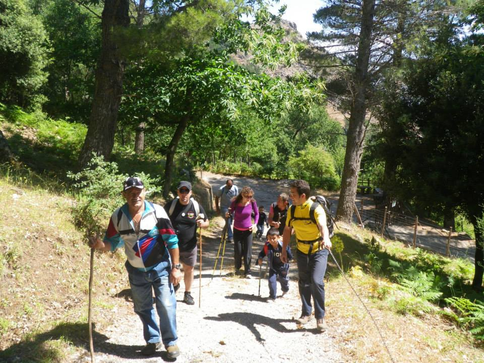 Hiking and walking in Sicily