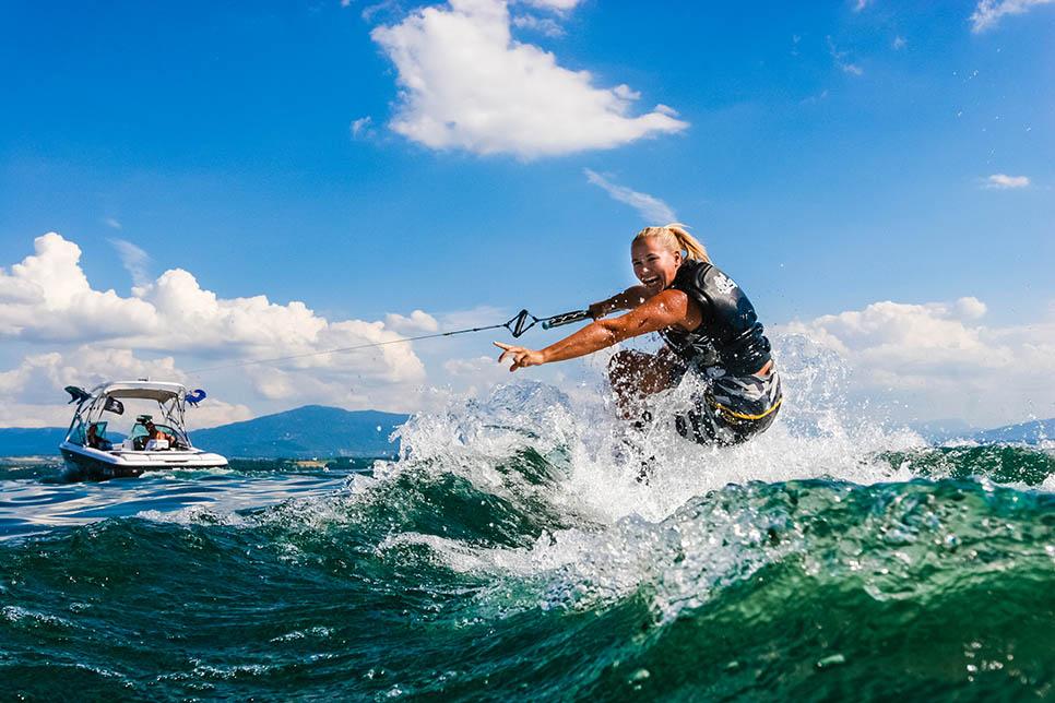 Attivita e sport d'acqua in Sicilia