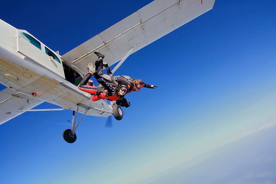 Attivita e sport d'aria in Sicilia