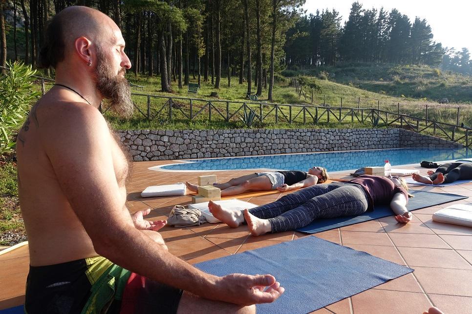 Yoga classes in Sicily