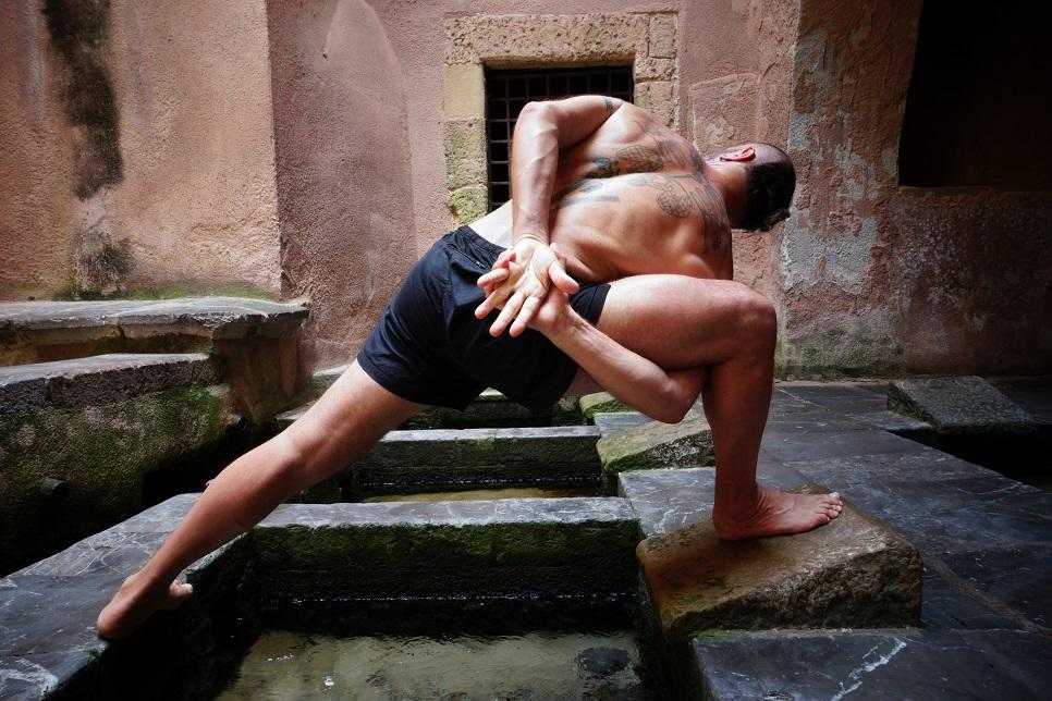 Yoga classes in Sicily