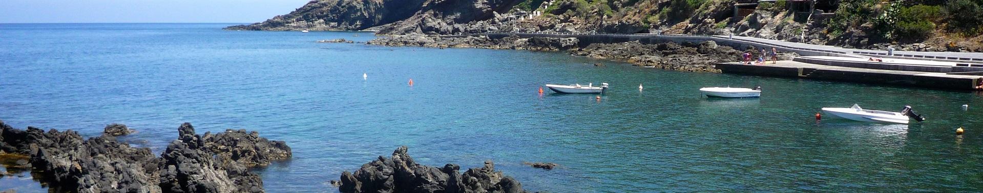 Ville e dammusi in Pantelleria