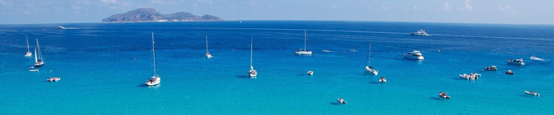Ville e case vacanze nelle Isole Egadi