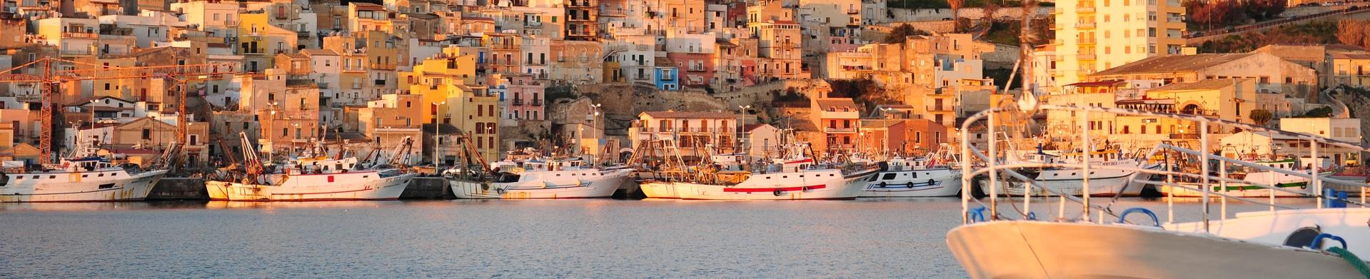 Villas and holiday apartments near Sciacca