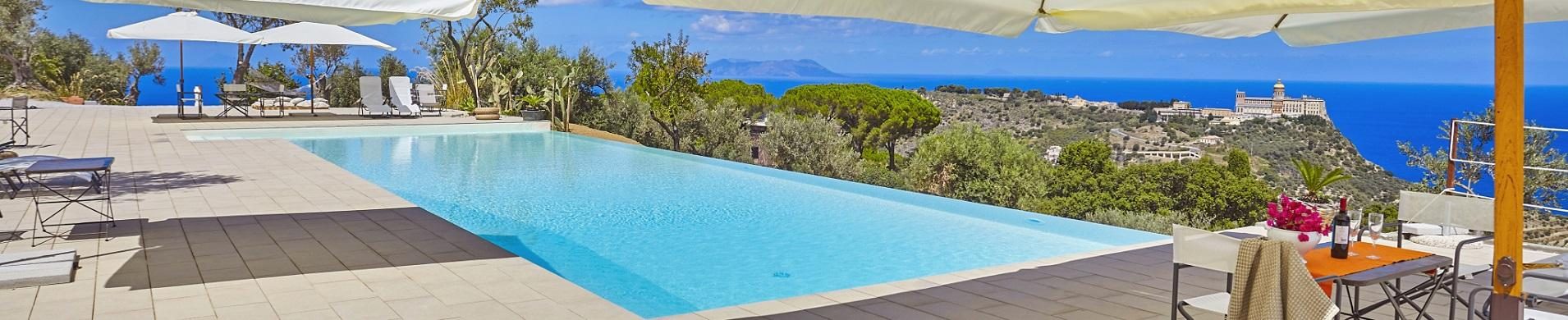 Family holiday in Sicily, villas for families