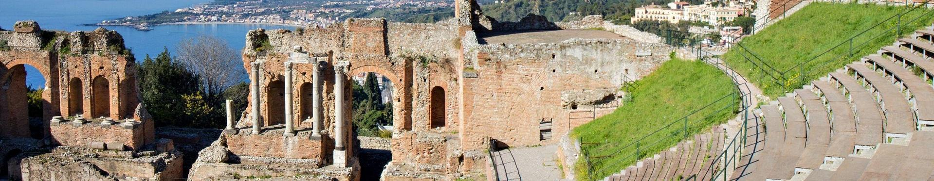 Villas in Taormina