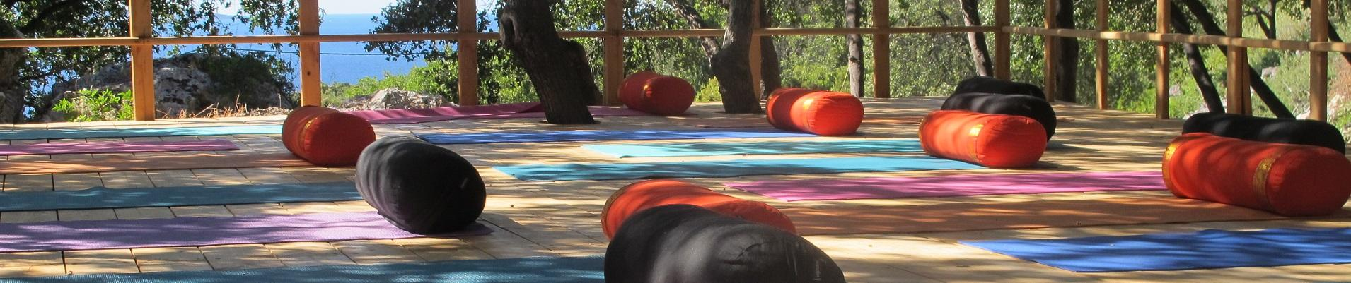 Sicily villas with yoga classes