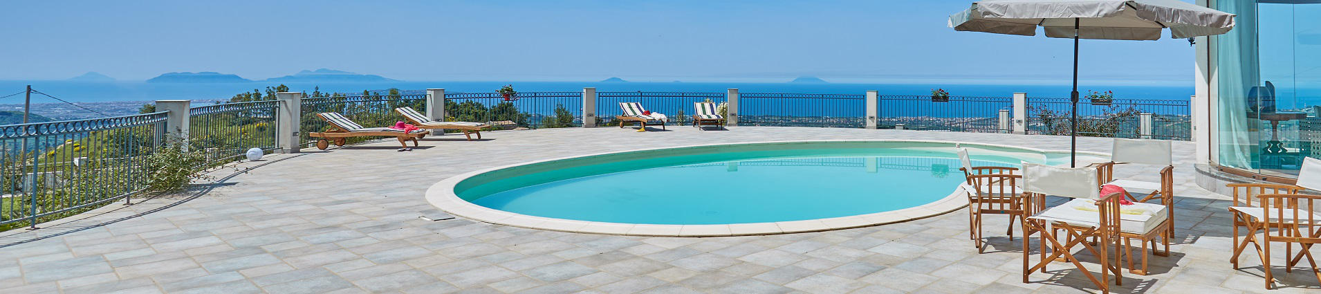 Self-catering villas to rent in Sicily